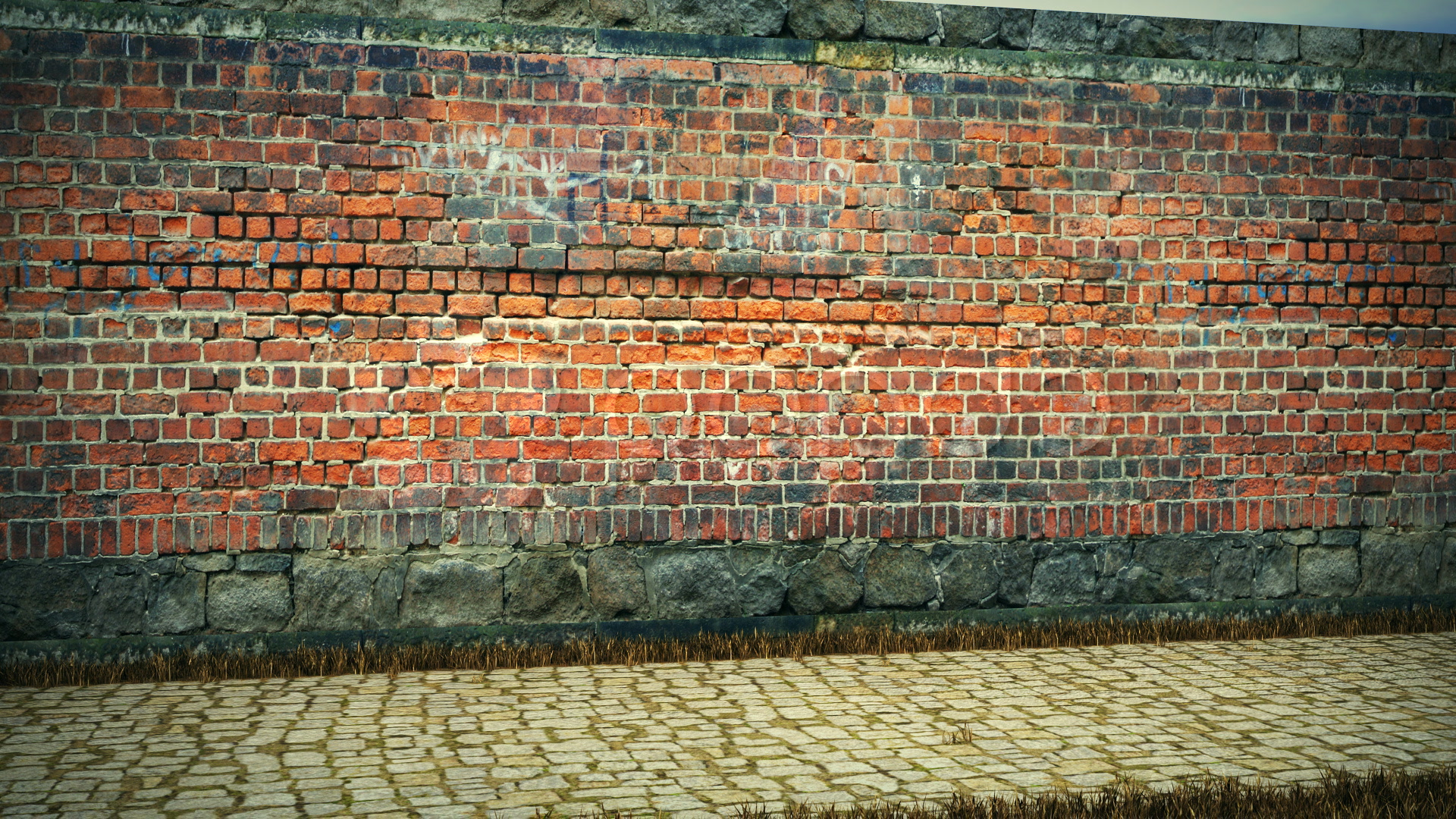 The gallery for --> Urban Brick Wall