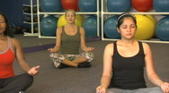 Stock Video Footage of Yoga Session by Eva-Lution Studios - 283