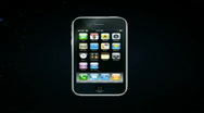 Smartphone 4G Phone Advertisement presentation commerce Stock Footage