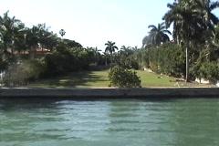 Miami Star Island empty land Stock Footage