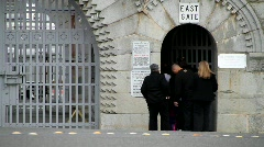 Prison,d Stock Footage