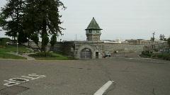 Prison, e Stock Footage
