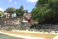 Puerto Rico - San Juan: La Puerta de San Juan Footage