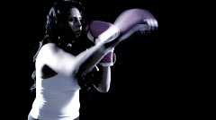 Xtreme Sports Boxing 07 (720p / 23.98) Stock Footage