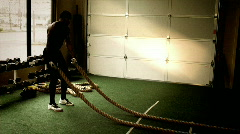 Xtreme Workout 21 (1080p / 23.98) - stock footage