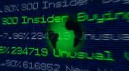 Stockexchange background Stock Footage
