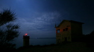 Lighthouse  Stock Footage