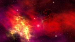 Horse Head Nebula 2 Stock Footage