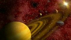 Saturn1 Stock Footage