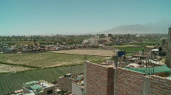 Landscape, Vulcan Misti, Peru Stock Footage