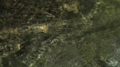 Stock Video Footage of Rippling Currents