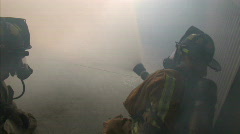 Firefighters Series One - 7 of 7 Stock Footage