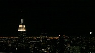Stock Video Footage of Empire State Building in New York City