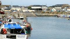 Kilmore Quay Harbour Stock Footage