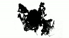Ink Blot Stock Footage
