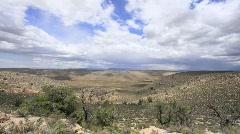Hindu Canyon Grand Canyon Timelapse Stock Footage