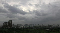 City View Stock Footage