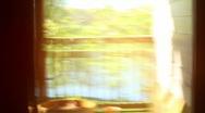 T178 distorted film artsy weird tripy Stock Footage