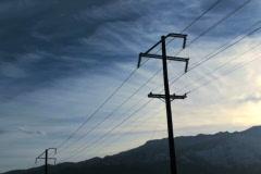 Utility pole V2 - NTSC Stock Footage