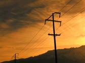 Utility pole V1 - NTSC Stock Footage
