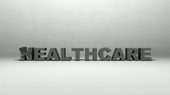 Exploding Health Care HD1080 Stock Footage