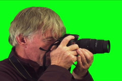 Photographer  V7 - NTSC - stock footage
