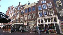 Amsterdam-Staalstraat II - stock footage