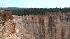 Bryce Point 1 - stock footage
