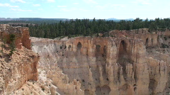 Bryce Point 2 - stock footage
