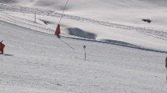 Wintersport Stock Footage