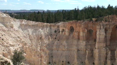 Bryce Point 6 - stock footage