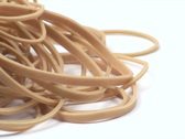 Rubber band rotate - NTSC  Stock Footage