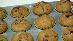 Irresistible Muffins  Stock Footage