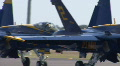 The US Navy's Blue Angels - F-18 Hornet Jet Fighter  Footage