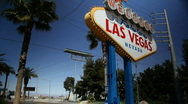 Stock Video Footage of Welcome to Fabulous Las Vegas 1560