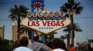 Stock Video Footage of Welcome to Fabulous Las Vegas 1565