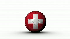 world cup SWITZERLAND - stock footage