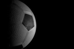Soccer ball loop V4 - NTSC Stock Footage