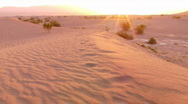Stock Video Footage of Death Valley HS 15 Sand Dunes Sunrise Time Lapse x20