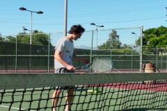 Tennis coach V2 - NTSC Stock Footage