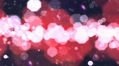 LENS BLUR SQUARE 1 3 Stock Footage