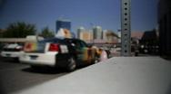 Las Vegas Traffic 1584 Stock Footage