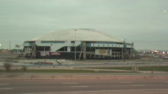 Texas Stadium Stock Footage
