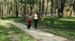 Kids Running CC-HDV 1080p30-1 - stock footage