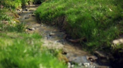 Pouring River HD Stock Footage