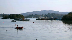 Bantry Bay Co. Cork Stock Footage