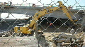 Heavy Equipment Excavator  HD Footage