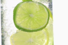 Sprite with lime zoom V2 - NTSC - stock footage