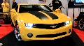 Chevrolet Camaro Footage
