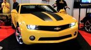 Chevrolet Camaro Stock Footage